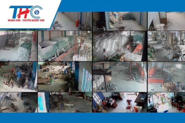 Camera tại mỗi vị trí trong nhà máy có những đặc thù riêng về chức năng của sản phẩm