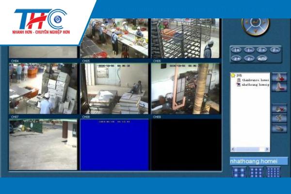Không có tín hiệu xem từ xa là lỗi thường gặp ở camera giám sát.