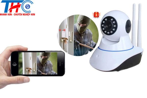 Lắp đặt camera giám sát an ninh để bảo vệ ngôi nhà tốt hơn