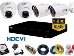Trọn bộ 4 camera 1200MP