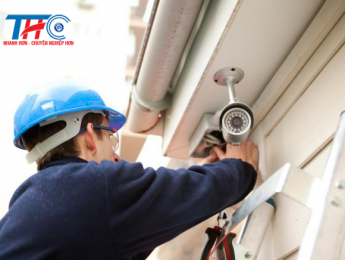 Camera giám sát của THC – giải pháp hữu hiệu cho công tác quản lý của Công ty CP Tập đoàn Hoàng Oanh